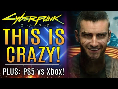 Cyberpunk 2077 - NEW UPDATES! This is CRAZY! Plus: PS5 and Xbox Series X Review Showdown!