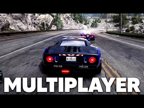 NEED FOR SPEED HOT PURSUIT REMASTERED MULTIPLAYER - Console Wars