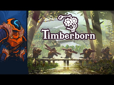 Timberborn [Closed Beta] - Leave It To Beavers To Develop Woodpunk Automation