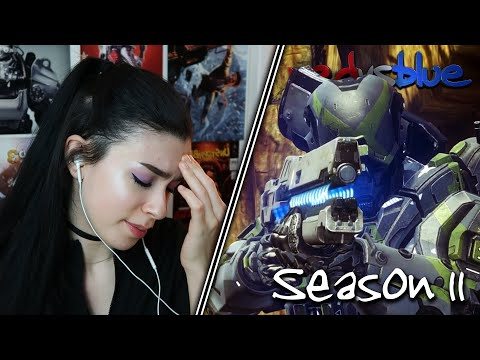 YOU CAN'T LEAVE THEM BEHIND!... | Red vs. Blue Reaction | Season 11 | EP 13-19