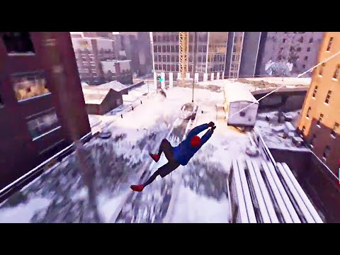 SPIDER-MAN: MILES MORALES - NEW Extended Gameplay Demo Walkthrough [4K]