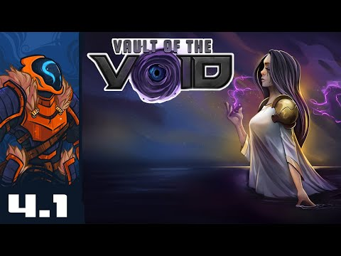 You Cannot Touch The Turtle! - Let's Play Vault of the Void - Part 4-1