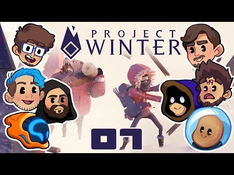 The Yeti Is Everyone's Friend - Project Winter: Blackout - Part 7