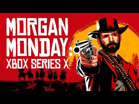 Red Dead Redemption 2 MORGAN MONDAY: ON XBOX SERIES X! (Let's Play RDR2 Ep. 13)