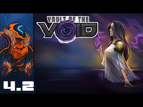 Wander Used Bide, It Was Super Effective - Let's Play Vault of the Void - Part 4-2