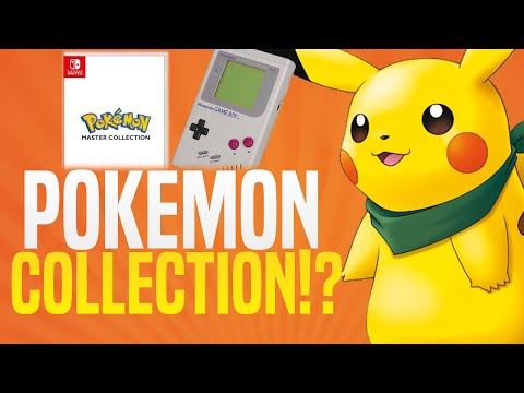 Switch Leak!? Pokemon Master Collection Coming 2021 To Nintendo Switch!?