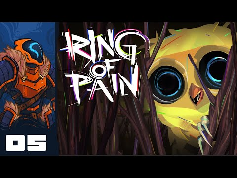 Trash Elmo Is Here To Make You Bleed - Let's Play Ring Of Pain - PC Gameplay Part 5