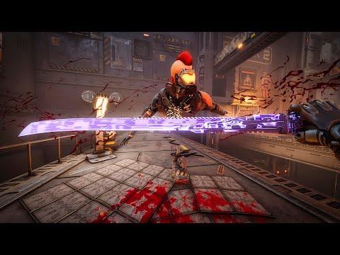 Ghostrunner - Jacked Up (No Deaths, Cyberpunk Ninja Gameplay)