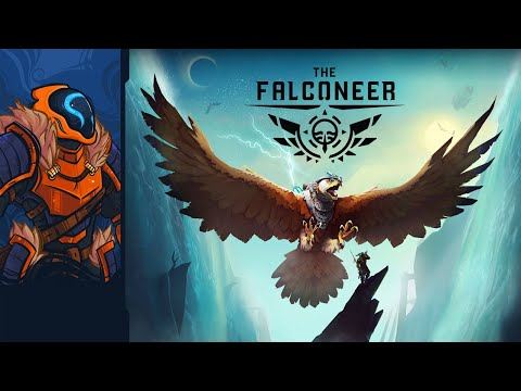 The Falconeer - Freelancer, But On A Bird Over A Gorgeous Waterworld