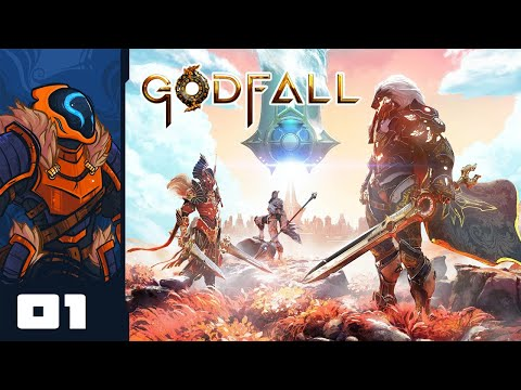 More Dazzle Than Razzle, But With A Ton Of Loot - Let's Play Godfall - PC Gameplay Part 1