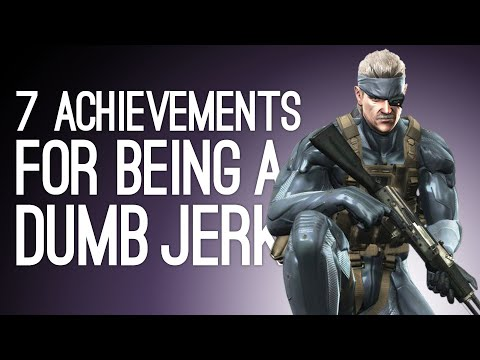 7 Achievements We Got for Being a Dumb Jerk