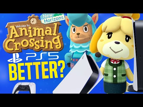 Animal Crossing PS5: Would It ACTUALLY Be Better!?