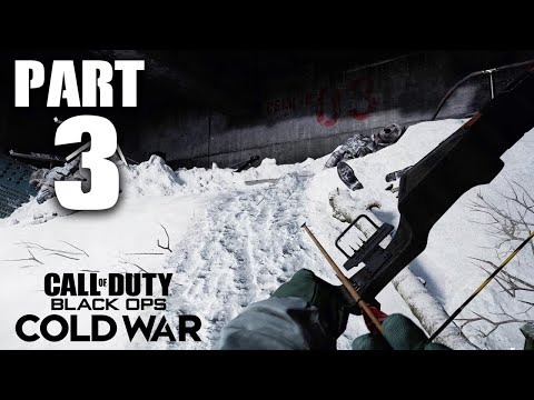 CALL OF DUTY BLACK OPS COLD WAR Gameplay Walkthrough Part 3 - ECHOES OF A COLD WAR (PlayStation 5)