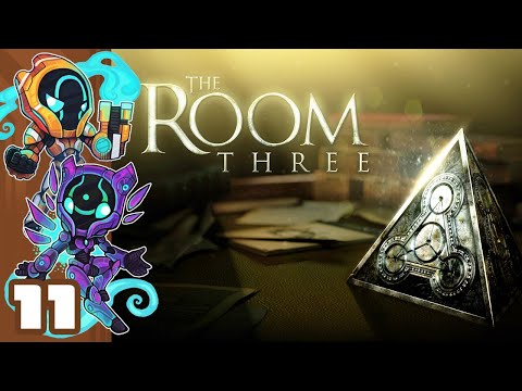 There Are Aliens On Mars?! - Let's Play The Room Three - PC Gameplay Part 11