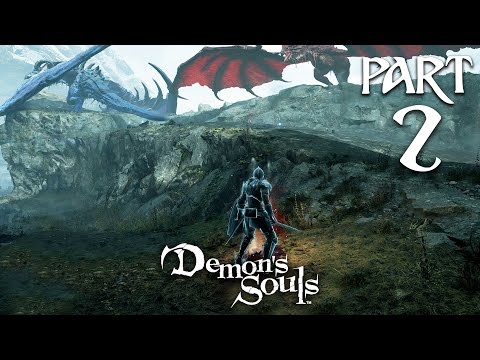 DEMON'S SOULS REMAKE PS5 Gameplay Walkthrough Part 2 - HELP ME (PlayStation 5)