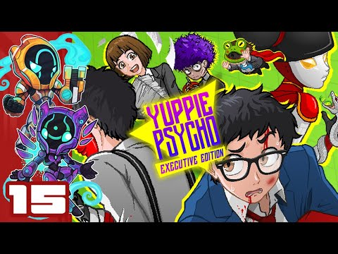STONKS - Let's Play Yuppie Psycho: Executive Edition - Part 15 [CEO Endings]