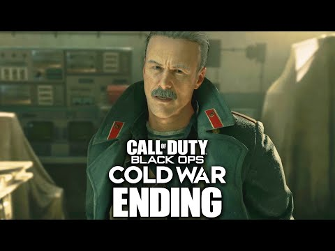 CALL OF DUTY BLACK OPS COLD WAR BAD ENDING Gameplay Walkthrough Part 5 (PlayStation 5)
