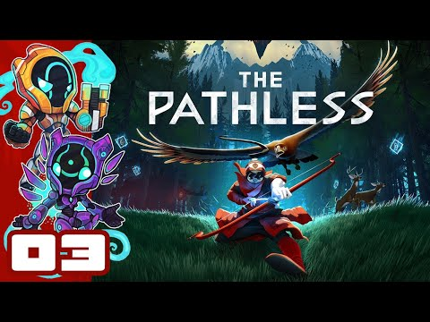 The Quest For More Flaps! - The Pathless - PC Gameplay Part 3