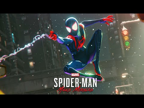 INTO THE SPIDER-VERSE SUIT - Spider-Man Miles Morales & Every Sound Sample (PlayStation 5)