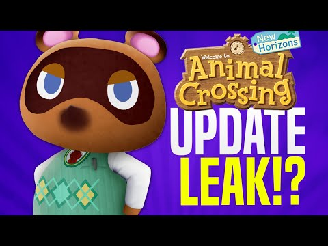 Nook's Cranny LEAK for Animal Crossing New Horizons Upstairs!? (ACNH RUMORS)