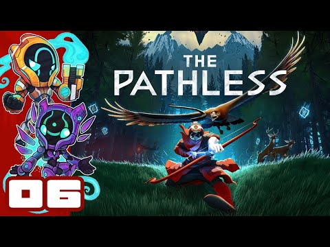 Don't Get Spotted! - The Pathless - PC Gameplay Part 6