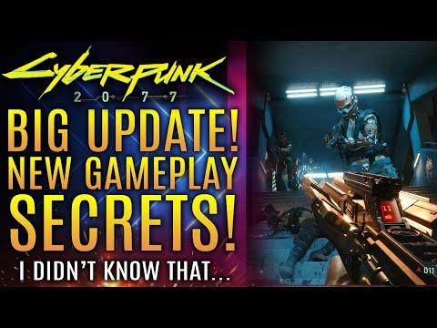Cyberpunk 2077 - HUGE NEWS UPDATE!  Gunplay Improvements, New Gameplay Details and More!