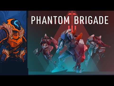 Phantom Brigade [Alpha] - A Really Slick Mecha Strategy RPG With In-Depth Timeline Abuse!
