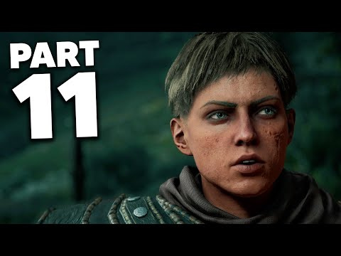 ASSASSIN'S CREED VALHALLA Gameplay Walkthrough Part 11 - OXENEFORDSCIRE
