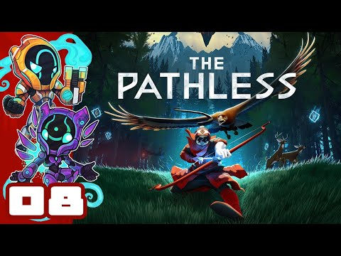 But Wait, There's More Torches! - The Pathless - PC Gameplay Part 8