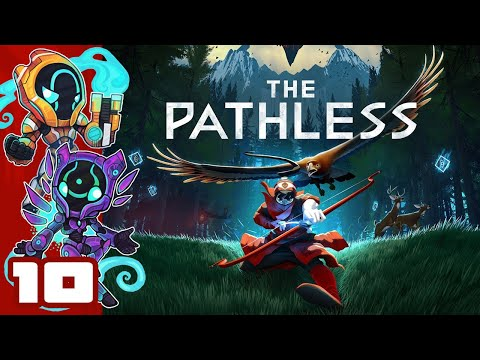 Super Snake Speedrun - The Pathless - PC Gameplay Part 10