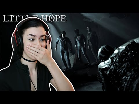 DID I SCREW UP?!... | Little Hope Gameplay | Part 3