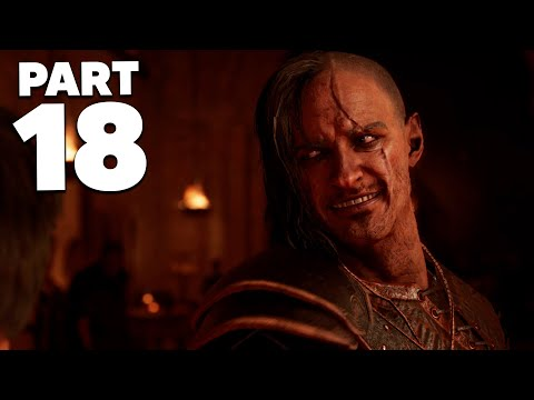 ASSASSIN'S CREED VALHALLA Gameplay Walkthrough Part 18 - WHAT JUST HAPPENED