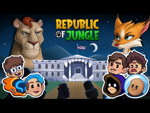Realistic Government Strife Simulator 2020 - Republic Of Jungle [Wholesomeverse Live]