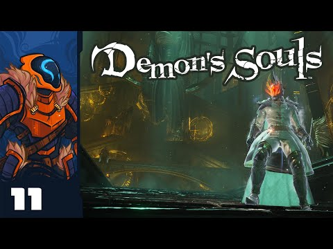Sonic The Skeleman - Let's Play Demon's Souls Remake - Part 11