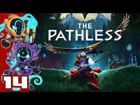 It's Time For Super Flap! - The Pathless - PC Gameplay Part 14