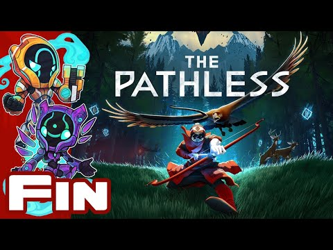 We Found The Shark! - The Pathless - PC Gameplay Part 17 - Finale