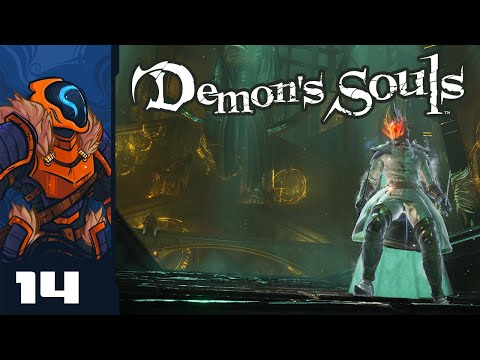 So This Is What Pancakes Feel Like - Let's Play Demon's Souls Remake - Part 14