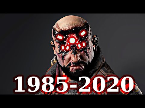 All Cyberpunk Games from 1985 to 2020 (The Screamer - Cyberpunk 2077)