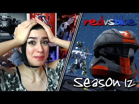 WE'VE BEEN BAMBOOZLED... | Red vs. Blue Reaction | Season 12 | EP 7-12