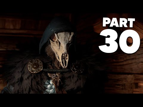 ASSASSIN'S CREED VALHALLA Gameplay Walkthrough Part 30 - TRICK OR TREAT