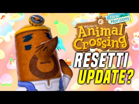 ACNH NEW Updates + Features Coming To Animal Crossing New Horizons FANS WANT #21 (Switch Update)