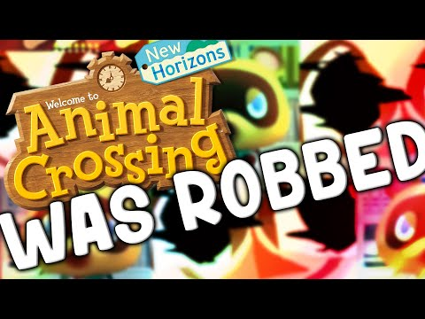 Animal Crossing Was ROBBED At The Game Awards 2020