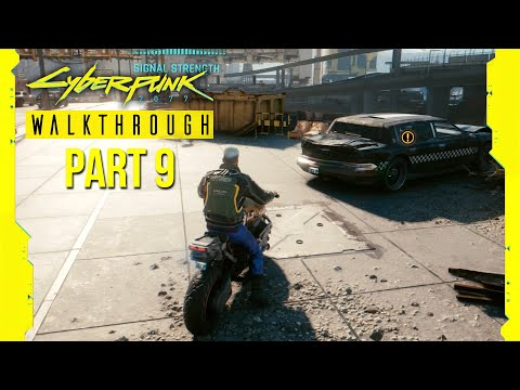 CYBERPUNK 2077 Gameplay Walkthrough Part 9 - SIDE MISSIONS & OPEN WORLD ACTIVITES (Full Game) RTX