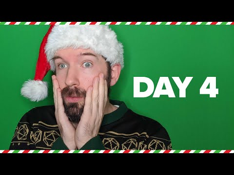 Xmas Challenge Day 4! Phasmophobia Ghost of Xmas Past Away Challenge (Andy) - Xmas Challenge 2020