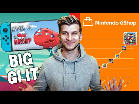 Among Us Switch HUGE GLITCH DISCOVERED + New Nintendo Games WIN Q4 2020!