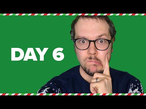 Xmas Challenge Day 6! Friday the 13th Scaredy Santa Challenge (Mike) - Oxbox Xmas Challenge 2020