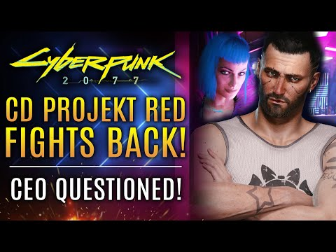 CD Projekt RED Staff FIGHT BACK Against Cyberpunk 2077's CEO and Board of Directors!