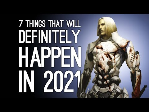 7 Things That Will Definitely Happen in 2021 According to Videogames