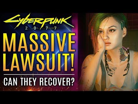 Cyberpunk 2077 - MASSIVE Lawsuit Against CD Projekt RED's Misleading Marketing Campaign! New Updates
