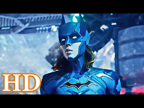 BATMAN - Full Movie (2021) All Cinematic Trailers & Gameplay